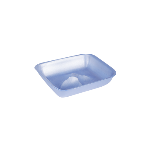 Load image into Gallery viewer, Foam Tray Apple Blue