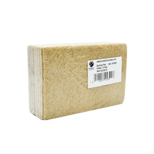 Eco Tech Scouring Pad Brown 10 PCS