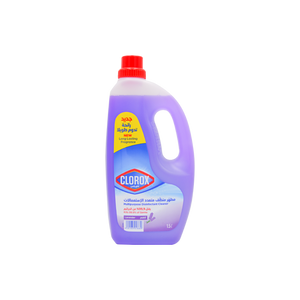 Load image into Gallery viewer, Clorox Floor Cleaner Lavender 1.5L