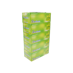 Wow Gardenia Facial Tissue 200 Sheets | Pack of 5