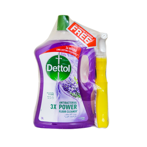 Load image into Gallery viewer, Dettol MPC Lavender 3L + APC Lemon 500ML Free