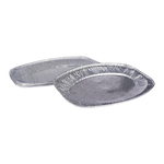 Aluminium Medium Platter 1800cc | Pack of 5