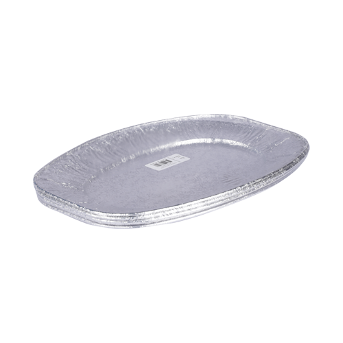 Aluminium Small Platter 880cc | Pack of 5