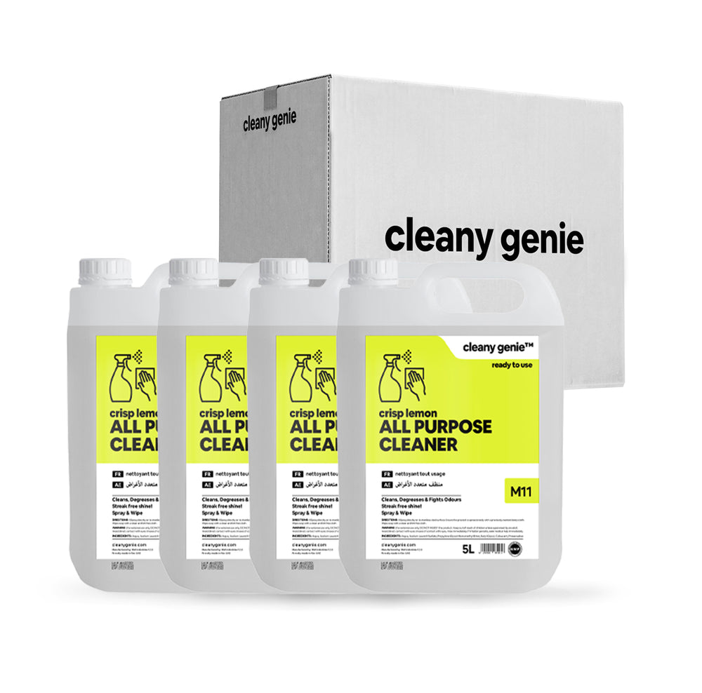 Load image into Gallery viewer, All Purpose Cleaner M11 | Crisp Lemon 5L | Pack of 4