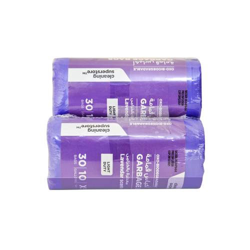 Load image into Gallery viewer, Garbage Bag Scented Lavender XS | 54X60CM |  2 Rolls