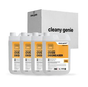 Oven Cleaner & Degreaser M16 | 5L | Pack of 4