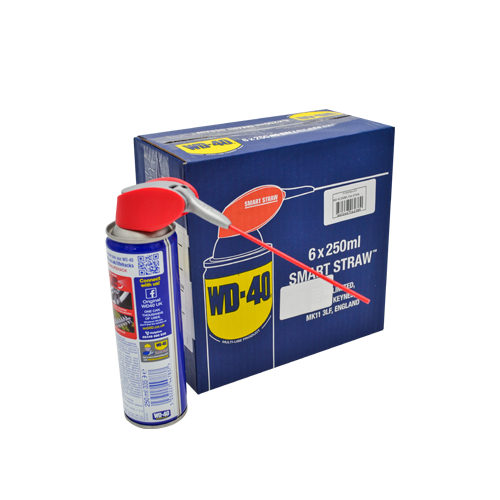WD 40 250ML Can | Pack of 6