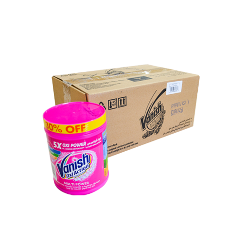 Vanish Oxi Multi Intel Action 1KG | Pack of 6