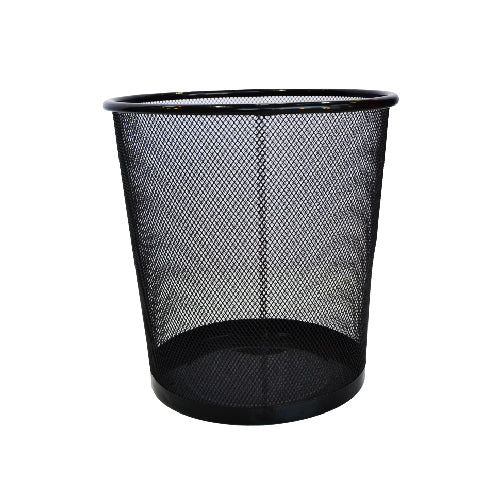Black Mesh Dustbin | 9L