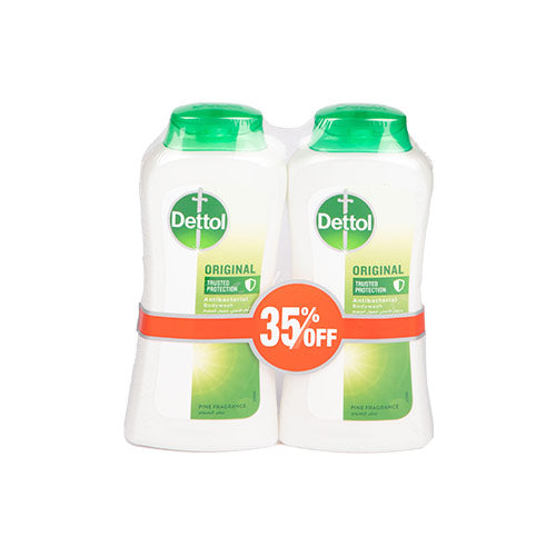 Dettol Shower Gel Original  | 250ML | Twin Pack