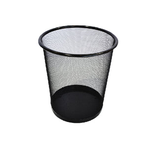 Load image into Gallery viewer, Black Mesh Dustbin | 13L