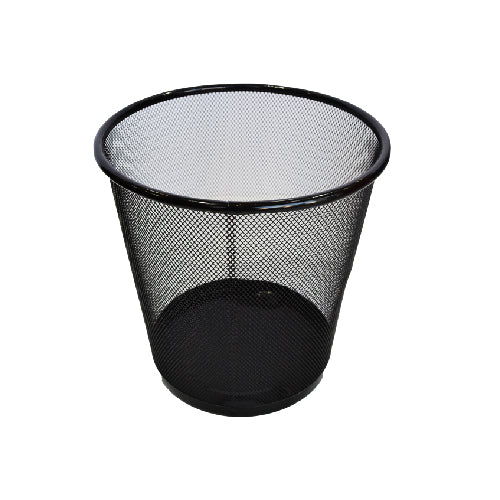 Black Mesh Dustbin | 18L