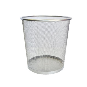Dustbin Office Net l Silver 13L