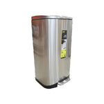 Eko Stainless Steel Step Dustbin Della | 35L