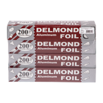 Delmond 200 Aluminum Foil | Pack of 4