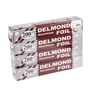 Load image into Gallery viewer, Delmond 200 Aluminum Foil | Pack of 4