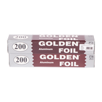 Golden 200 Aluminium Foil | Pack Of 2