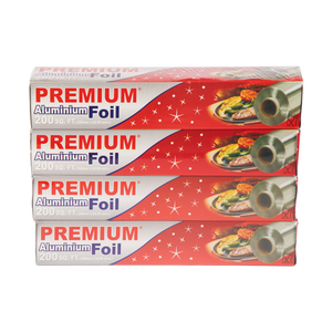 Load image into Gallery viewer, Premium 200 Aluminum Foil | Pack of 4
