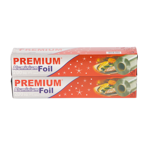 Premium 200 Aluminum Foil | Pack Of 2