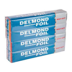 Load image into Gallery viewer, Delmond Blue Aluminium Foil Heavy Duty | Pack of 4