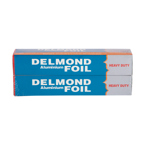 Delmond Blue Aluminum Foil Heavy Duty | Pack Of 2