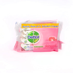 Load image into Gallery viewer, Dettol Antibacterial Wipes | Skincare | Pack of 5