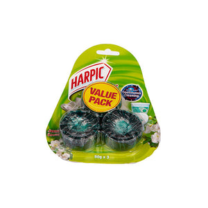Load image into Gallery viewer, Harpic ITC Jasmine | 3X50GM Value Pack