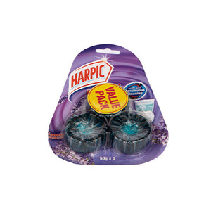 Load image into Gallery viewer, Harpic ITC Lavender | 3X50GM Value Pack