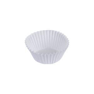 White Cake Cups 9.5CM | Pack of 1000