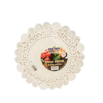 White Doyley Paper Round 10.5"