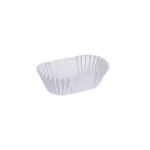 ST Oval Cake Cup White | Pack of 1000