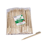 Bamboo Teppo Paddle Skewers 12CM | Pack of 100
