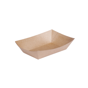 Kraft Meal Tray | Pack of 25