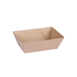 Kraft Board Tray (Small) | Pack of 10