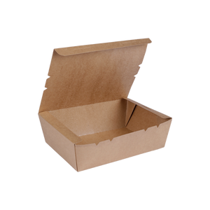 Kraft Meal Box Small | Pack of 10