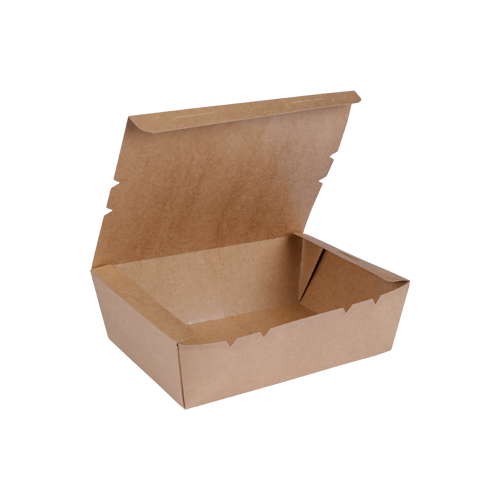 Kraft Meal Box Large | Pack of 10