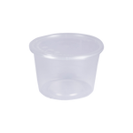 Microwave Container Round (20 OZ) | Pack of 20