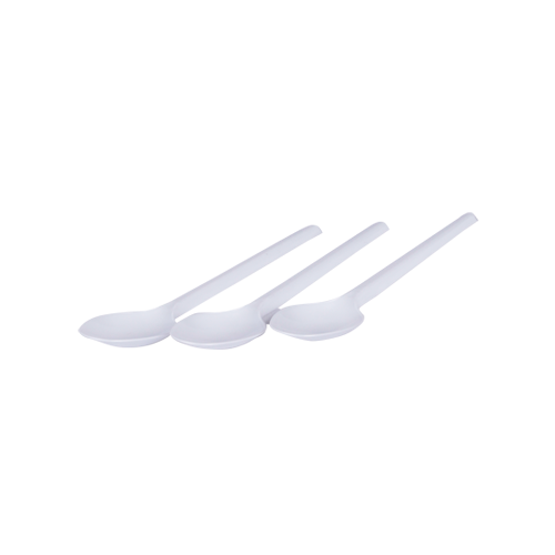 ST LW White Tea Spoon | Pack of 50