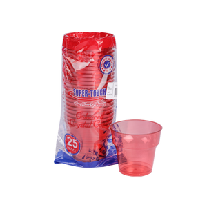 ST Airline Cup Mix Colored | Pack of 25
