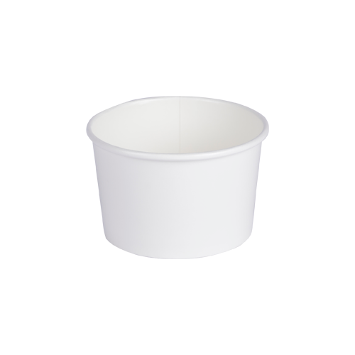 Paper Soup Cups White 8oz | Pack of 50