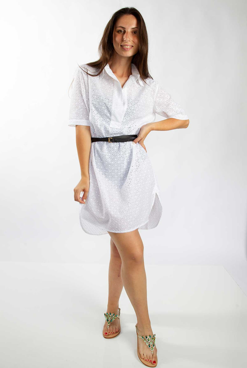 white shirt dress australia