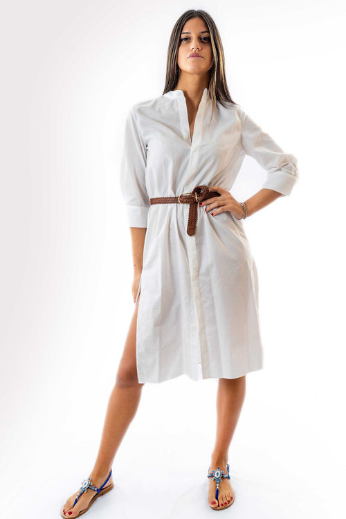 white linen shirt dress australia