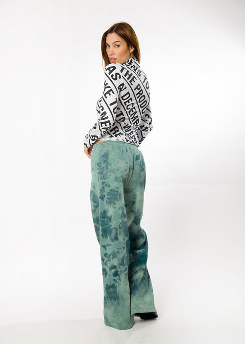 Mint Screw Pants