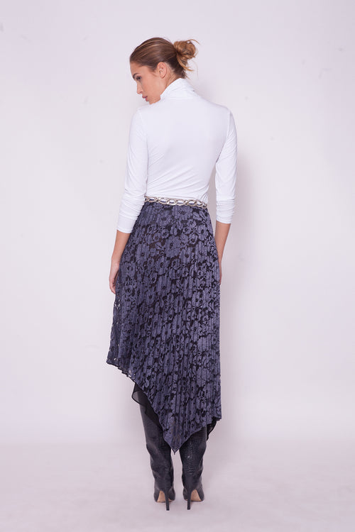 Road Dot Skirt