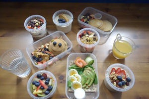 10 Meal Pack With Breakfast - COLLECTION ONLY