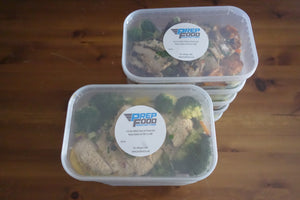 Monthly Meal Pack - Including shipping!