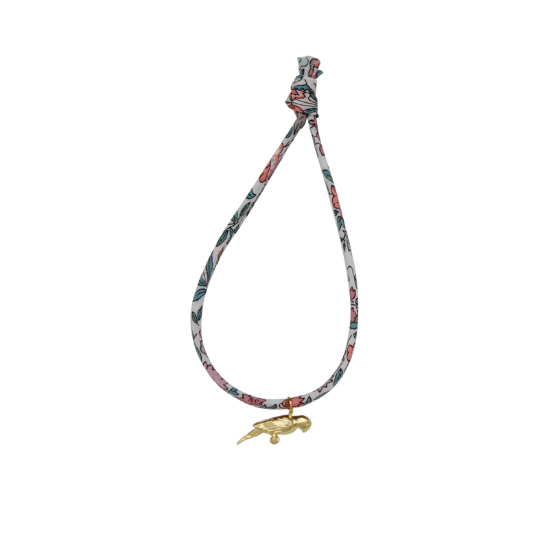 Liberty rope with parrot mixed