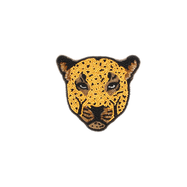 Coin wallet leopard