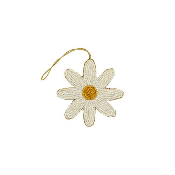 Decorative hanger beads daisy
