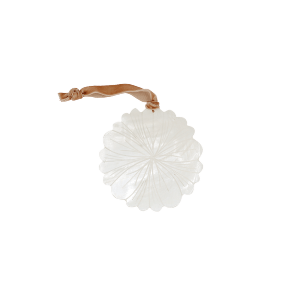 Decorative hanger MOP daisy
